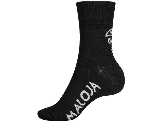 Maloja VandansM. Chaussettes de sport, moonless